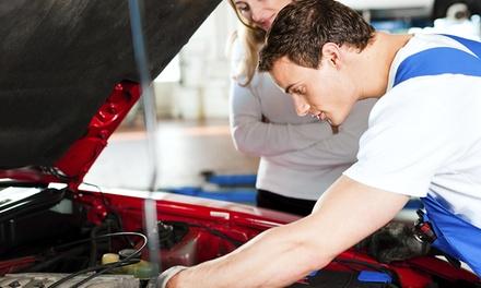 Onderhoudsbeurt, 50 puntencheck en APK voor je auto bij Profile Tyrecenter Nooteboom