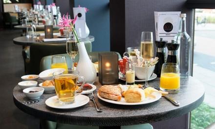 Nieuw West: high tea bij Corendon City Hotel Amsterdam